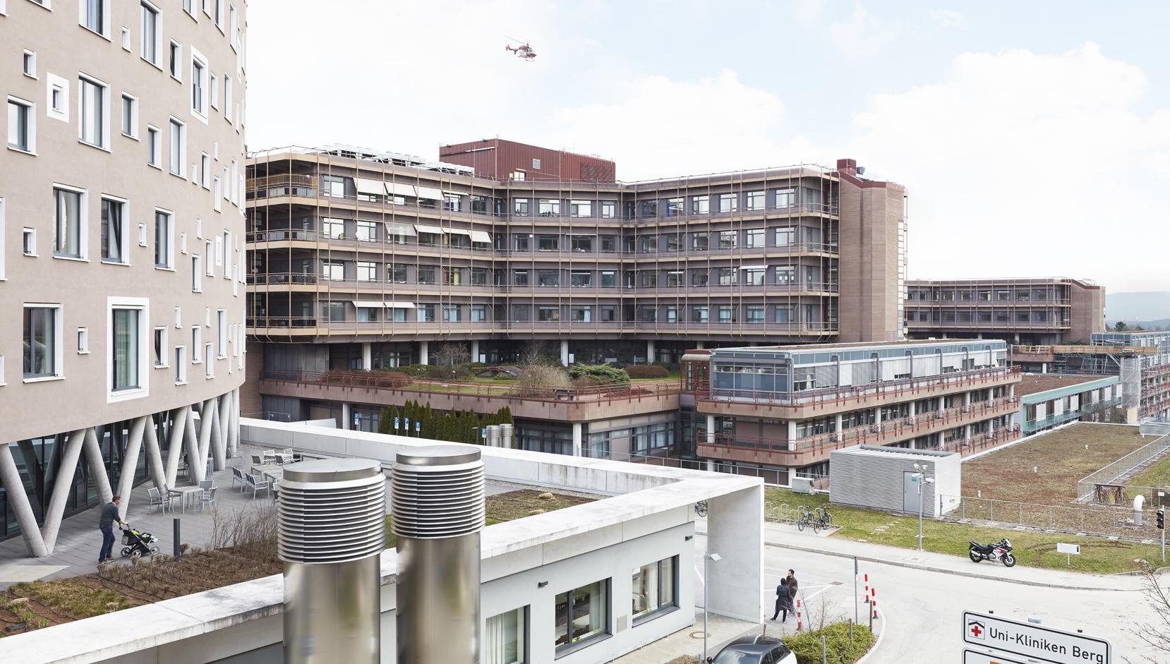 Uniklinik Tübingen Crona